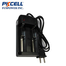 1xSmart Dual Charger for 3.7V 18650 18500 16340 14500 14430 Rechargeable Battery