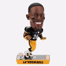 Caricature Le'Veon Bell Pittsburgh Steelers Football Bobblehead Bobble NEW