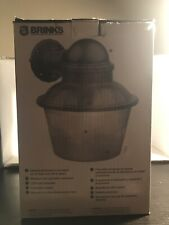BRINKS LARGE AREA DUSK TO DAWN ACTIVATED SECURITY LIGHT LED - 4800 - LUMENS - 72