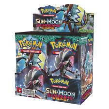 Pokemon TCG Booster Box Sonne und Mond Stunde der Wächter Display OVP ENGLISCH!