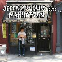 Jeffrey Lewis & Los Boulons - Manhattan Neuf CD