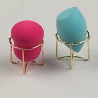 Pro Beauty Makeup Powder Puff Blender Storage Rack Sponge Drying Stand Holder