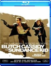 Butch Cassidy and the Sundance Kid (Blu-ray Disc, 2016) *Brand New*