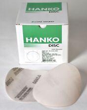 """100x Hanko 2000 GRIT 5"""" SANDING DISC Film Back Wet Dry Sandpaper Abrasive"""