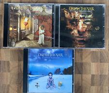 3 CD, Dream Theater, Prog Rock Heavy Metal, Sammlung Auflösung Konvolut