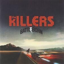 THE KILLERS  BATTLE BORN DE LUXE EDITION CD NUEVO A ESTRENAR CON PRECINTO