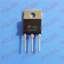1PCS NPN SILICON POWER Transistor ST/MOTOROLA TO-218 BUV48A