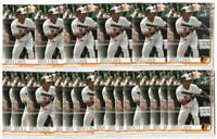 x20 CEDRIC MULLINS 2019 Topps Series 1 #318 Rookie Card RC  lot/set Orioles Mint
