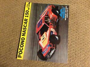 1975 POCONO NASCAR 150 PROGRAM