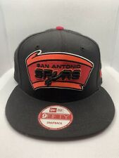New listing San Antonio Spurs Pink Retro New Era 9FIFTY NBA Snapback Hat Cap