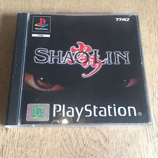 Shaolin PS1 Playstation One