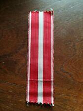 Ruban neuf pour  Médaille militaire 13 cm