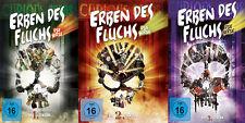 17 DVDs * ERBEN DES FLUCHS - STAFFEL / SEASON 1 2 3  IM SET ~ MB # NEU OVP +