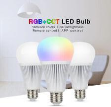 LED-Birne RGB-WW E27 9W steuerbar über MiLight WiFi