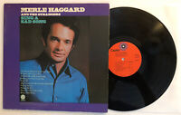 Merle Haggard - Sing A Sad Song - 1972 US Press (EX) Ultrasonic Clean