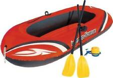Bestway 77 x 45 Inches HydroForce Inflatable Raft Set with Oars and Pump (Used)