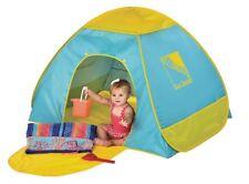 Infant 50+ UV/UPF Pop Up Beach Tente Jouer Shade Sun Abri Jardin