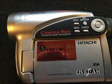 Hitachi Dz-Gx5020A Dvd Camcorder Ram Compatible Dvd Rw Rewritable 30X Optical