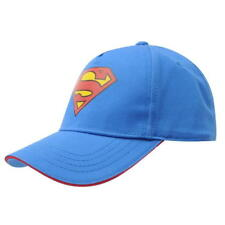 Superman DC Comics Cap - New w/Tags - Fast Delivery - Top Brand