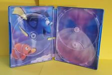 Finding Nemo Steelbook (Tin) Case Only No Discs Or Code