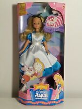 Disney Classics Alice In Wonderland Barbie Doll Mattel 21933