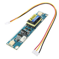 "2 Lamp Backlight Universal Laptop LCD CCFL Inverter 10-28V For 10-22"" Scree W1L3"