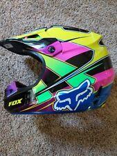 Fox motocross V1 pilot helmet NEW 2XL