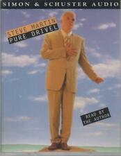PURE DRIVEL by Steve Martin ~ Two-Cassette Audio Book