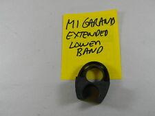 NEW ITEM. EXTENDED LOWER BAND FOR M1 GARAND