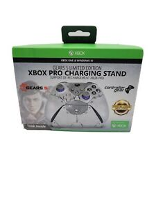 Gears 5 Limited Edition Xbox Pro Charging Stand w/ Rechargeable Battery + DLC
