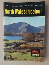 THE COTMAN-COLOR BOOK SERIES - NORTH WALES IN COLOUR - TOURIST GUIDE 1971
