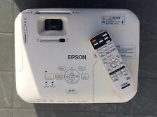 Epson EB-X11 3LCD XGA Projector - 543 hours