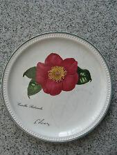 ASSIETTE DE COLLECTION VILLEROY & BOCH camellia 1996