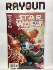 Star Wars Annual #4 (2018) Nm- 1st Print Marvel Comics