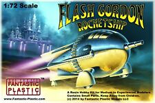 Classic FLASH GORDON Rocketship! 1:72 Resin Model Kit.