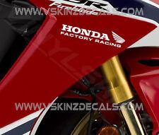 Honda Factory Racing Superior Cast Decals Stickers Fireblade CBR RR 1000 600 VFR