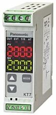 Panasonic KT7 PID Temperature Controller, 22.5 x 75mm, 1 Output Transistor, 24 V
