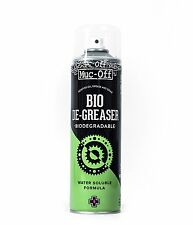 MUC-OFF BIO DEGREASER 500ml BIKE CYCLE CHAINS GEAR SPROCKET CASSETTE CLEANER