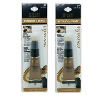 Pack of 2 Milani Retouch + Erase Light-Lifting Concealer, Bronze 07