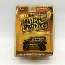1/64 MENTAL Jada HIGH PROFILE HUMMER H2 CAR MODEL