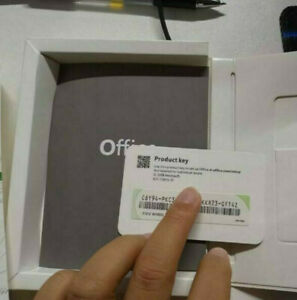 Office 2019 KEYCARD | PC ONLY | 1 USER