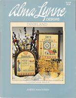 Dixieland Americana Series Cross Stitch | Alma Lynne ALX-40 Country Farm