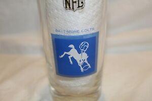 Rare 1964 NFL Hickok Gold Label Vintage Glass Baltimore Colts