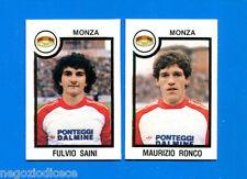 CALCIATORI PANINI 1982-83 - Figurina-Sticker n. 493 - SAINI#RONCO - MONZA -Rec