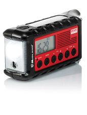 Midland ER 300 Outdoor-Radio UKW SOS LED 130Lm Solar PowerBank Kurbelradio Akku