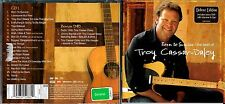 Troy Cassar-Daley ,Deluxe edition cd/dvd set- Born To Survive, The Best Of