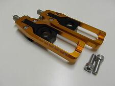 Kettenspanner chain adjuster Yamaha MT09 13 14 15 16 xp gold NEU!