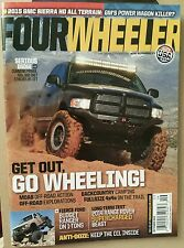 Four Wheeler 2015 GMC Sierra HD All Terrain Camping September 2014 FREE SHIPPING
