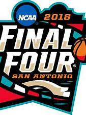 (4)  2018 NCAA Men's Basketball FINAL FOUR tickets to all games, 3/31 & 4/2, TX