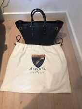 ASPINAL - Large Marlyebone Tote Bag Black